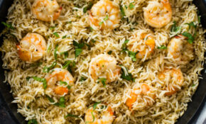12 Minute Shrimp And Rice – Recipes To Try For Dinner