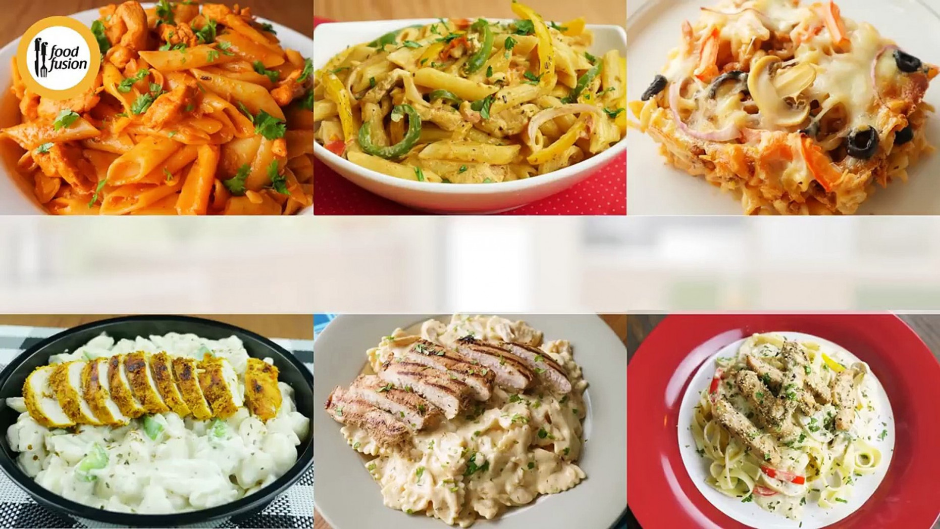 12 Must Try Pasta Recipes By Food Fusion - recipes by food fusion
