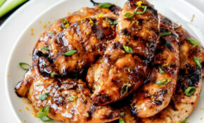 12 New Recipes for Marinated, Grilled Chicken