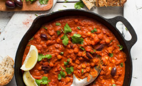 12 Pot Chickpea Shakshuka – Healthy Vegetarian Dinner Recipes