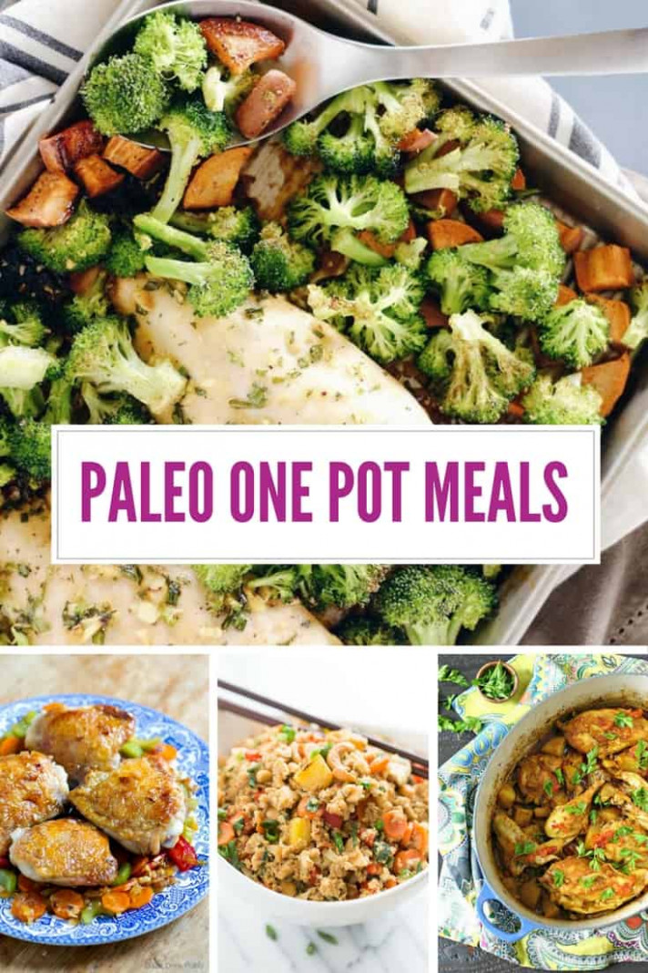 12 Quick & Easy Paleo One Pot Meals for Hectic Weeknights ..