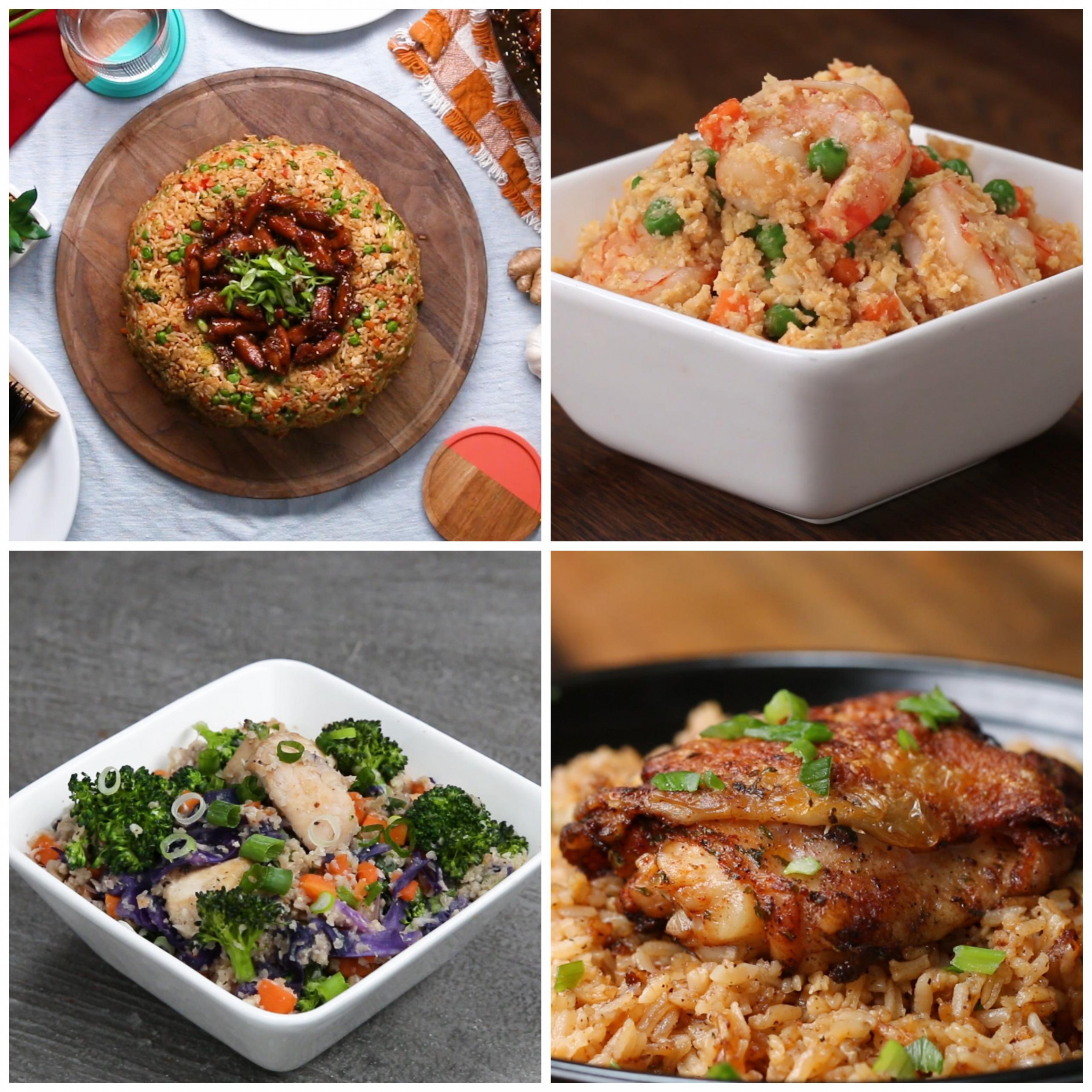12 Rice Recipes Perfect For Dinner - Dinner Recipes Rice