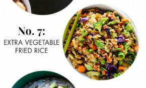 12 Simple Vegetarian Dinner Recipes – Cookie And Kate – Easy Recipes Dinner