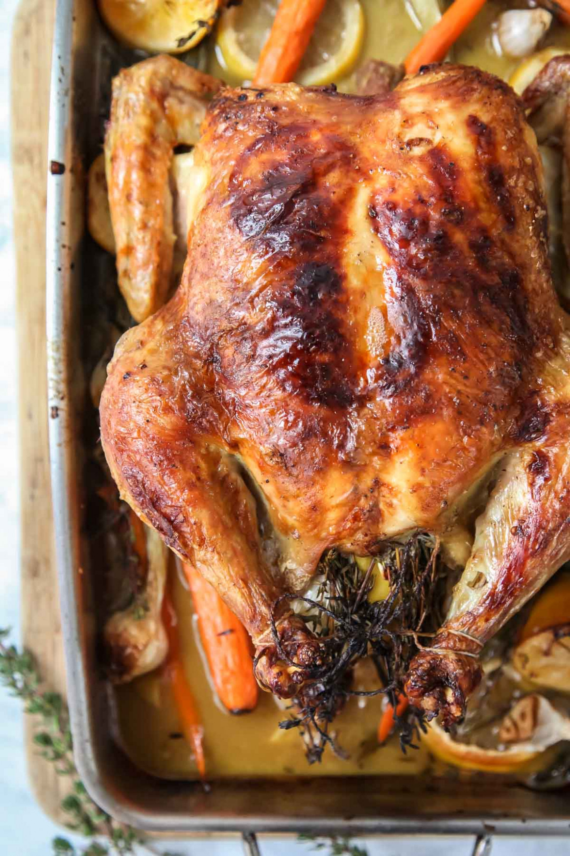 12 Tips for Juicy Roast Chicken - recipes