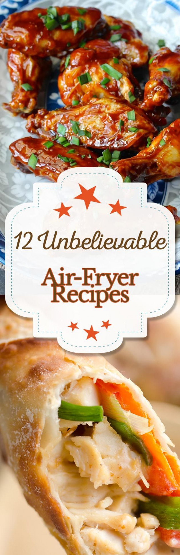 12 Unbelievable Recipes to Make in Your Air Fryer | Just ..
