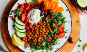 12 Vegan Dinners You Can Make In 12 Minutes Or Less – ChooseVeg – Vegan Dinner Recipes Uk