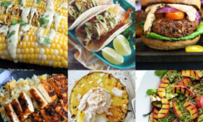 12 Vegan Recipes For The Grill • It Doesn't Taste Like Chicken – Recipes Vegetarian Bbq