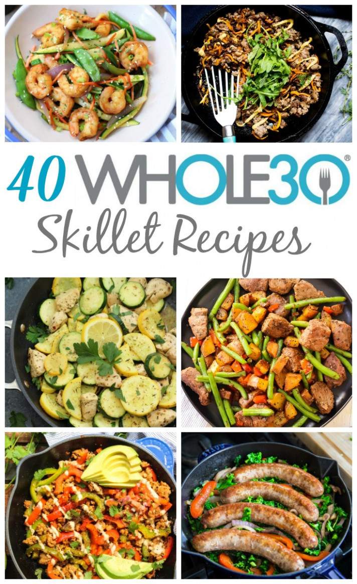 12 Whole12 Skillet Recipes: Easy One Pan Meals - Whole ..