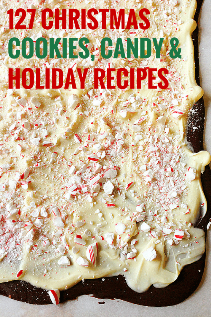 127 Favorite Christmas Cookies, Candy & Holiday Recipes ..