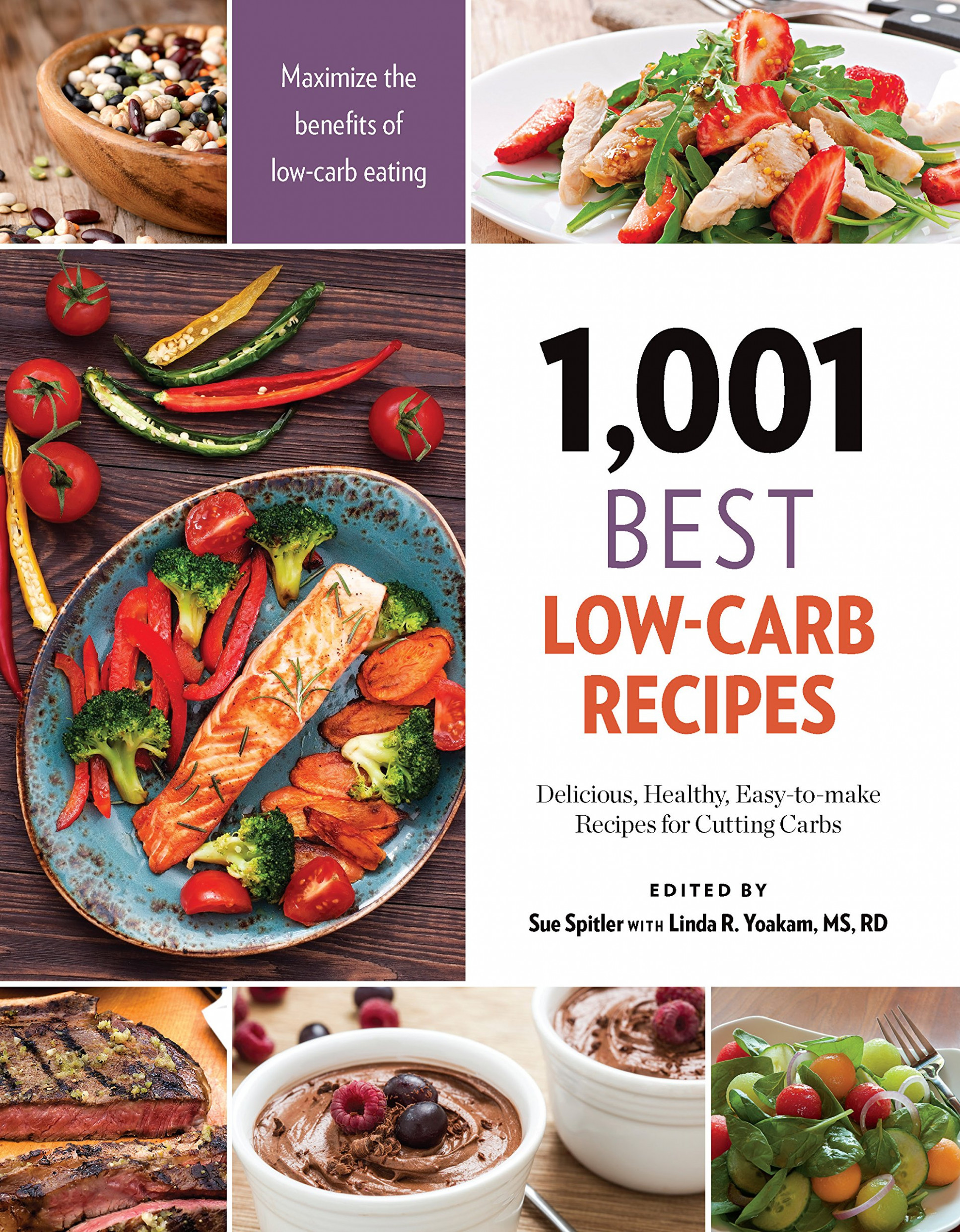 13, 133 Best Low-Carb Recipes: Delicious, Healthy, Easy-to ..