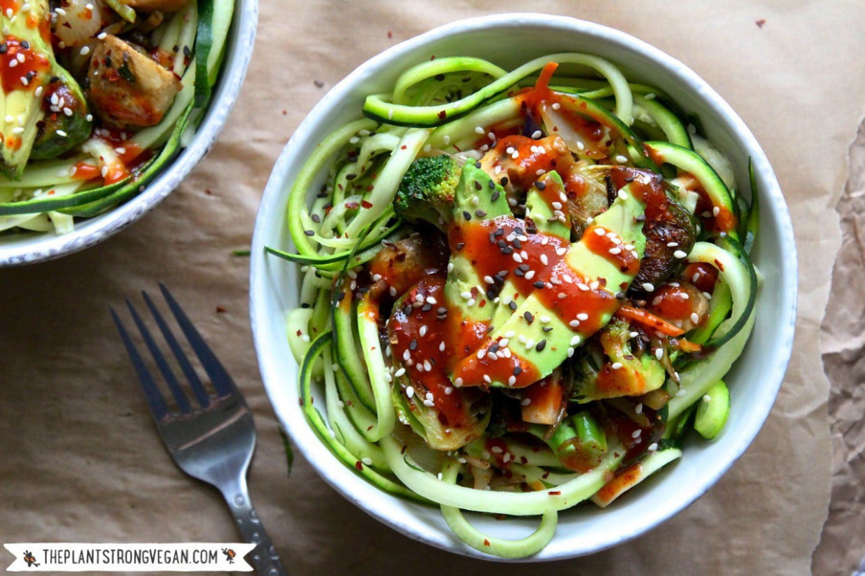 13 All-Time Best Healthy Vegetarian Meals - Two Healthy ..
