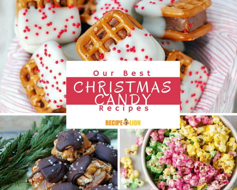 13 Best Christmas Candy Recipes | RecipeLion