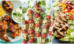 13 Best Grilled Chicken Recipes – Dinner Ideas With ..