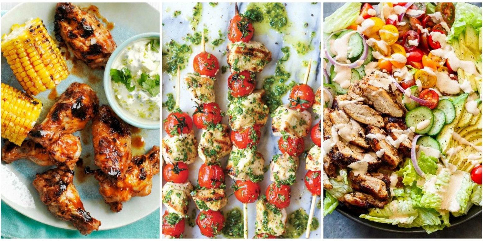 13 Best Grilled Chicken Recipes - Dinner Ideas with ..