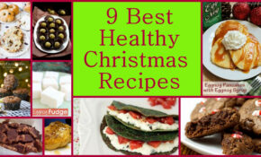 13 Best Healthy Christmas Recipes | FaveHealthyRecipes