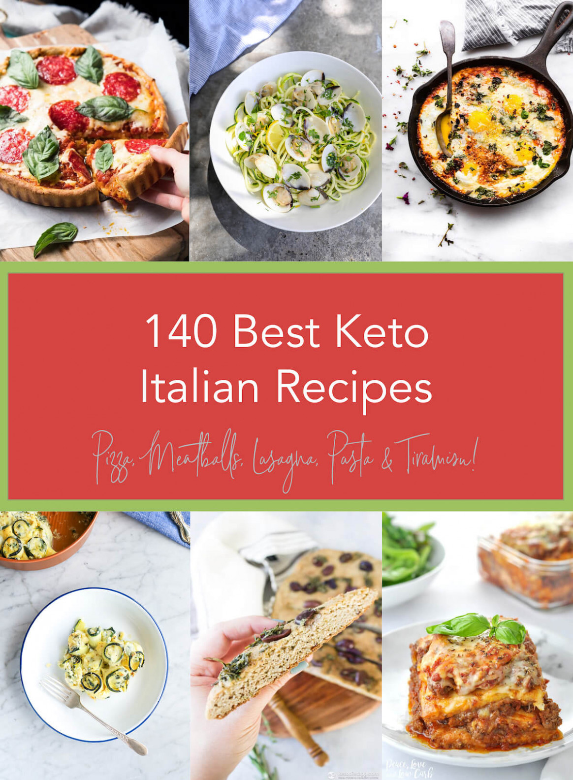 13 Best Keto Italian Recipes - Low Carb Pizza, Pasta ..