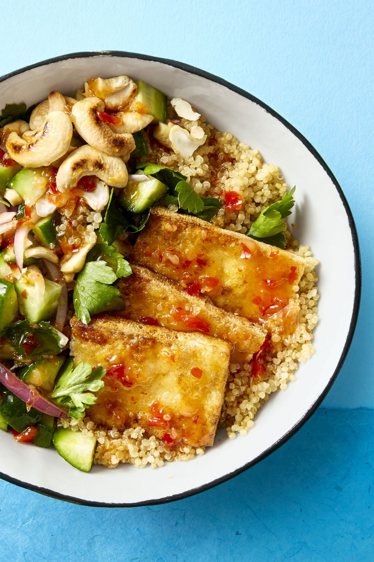 13 Best Tofu Recipes - Easy Vegetarian Recipes With Tofu - tofu recipes dinner