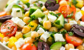 13 Chopped Salads Inspired From Flavors From Around The World – Dinner At The Zoo Recipes