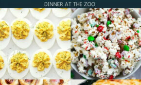 13 Christmas Appetizer Recipes – Dinner At The Zoo – Dinner At The Zoo Recipes