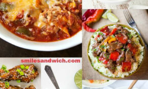 13 Clean Eating Slow Cooker Recipes – Smile Sandwich – Clean Food Recipes