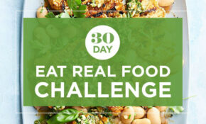 13 Days Of Whole Food Challenge | EatingWell – Real Food Recipes