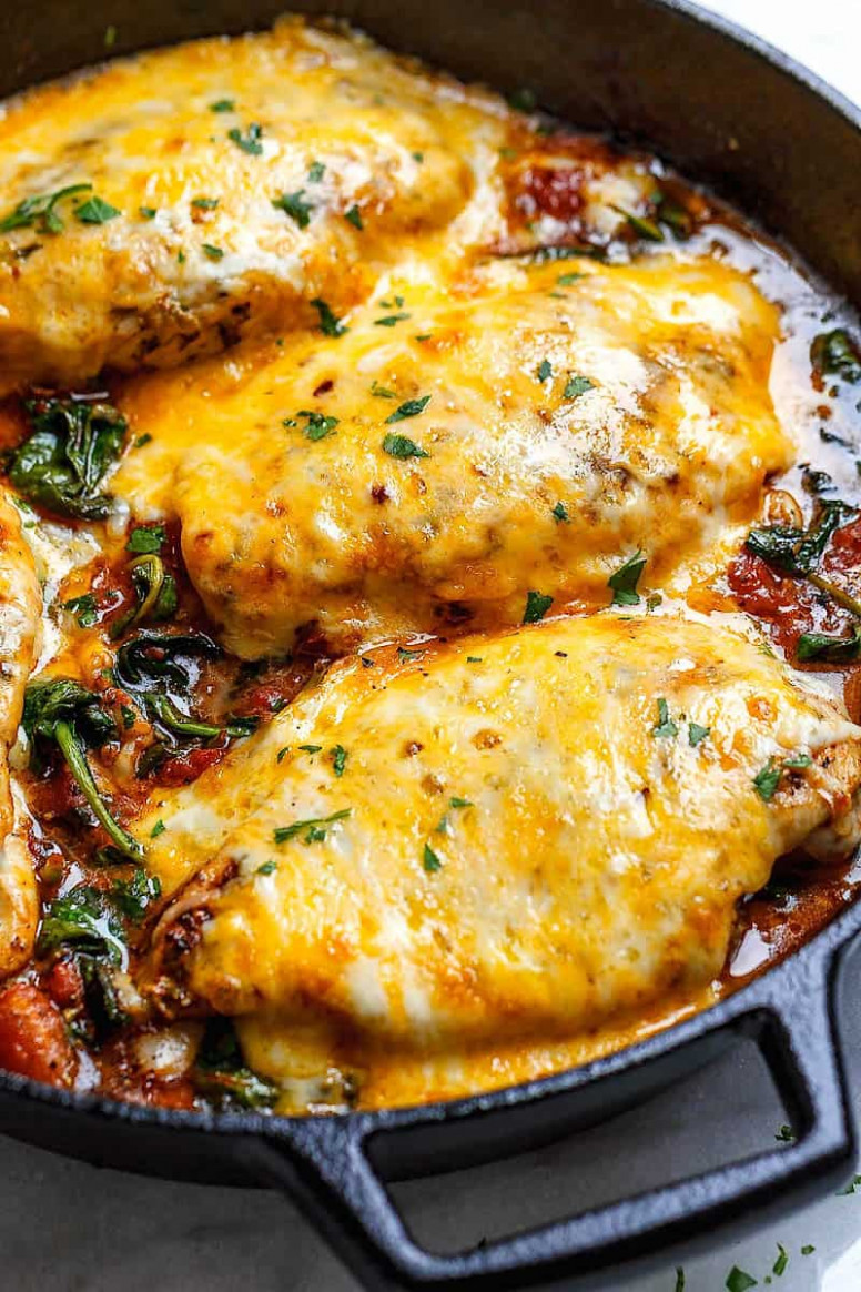 13 Delicious Keto Chicken Recipes • The Wicked Noodle - keto recipes chicken breast