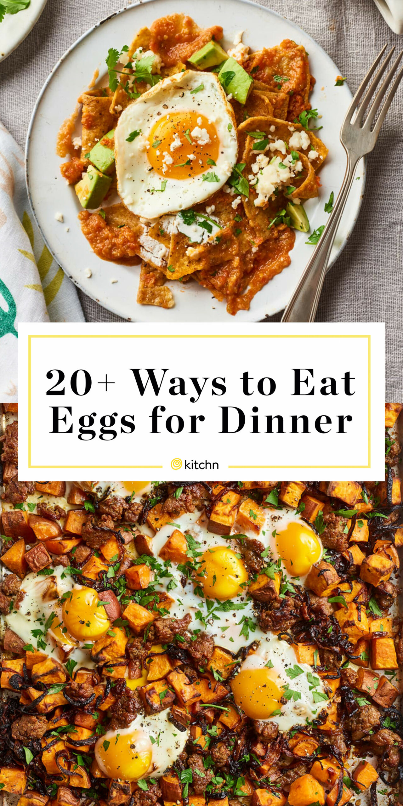 13 Delicious Ways to Eat Eggs for Dinner | Kitchn - recipes eggs for dinner