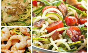 13 Easy Spiralized Zucchini Recipes (Zoodle Recipes) – Oh My ..