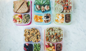 13 easy vegan back to school bento boxes | hot for food