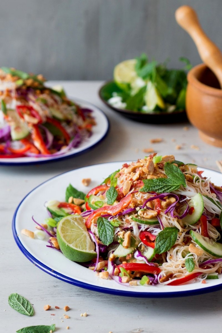 13 Fast And Healthy Salad Recipes For Dinner - Recipes ..