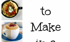 13 Foods To Make In A Mug! | Meal Planning | Mug Recipes ..