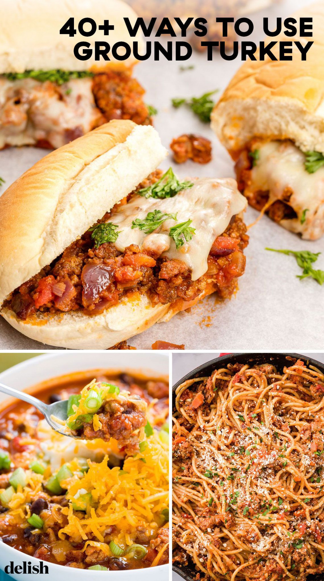 13+ Ground Turkey Recipes - Healthy Meals with Ground Turkey - dinner recipes ground turkey
