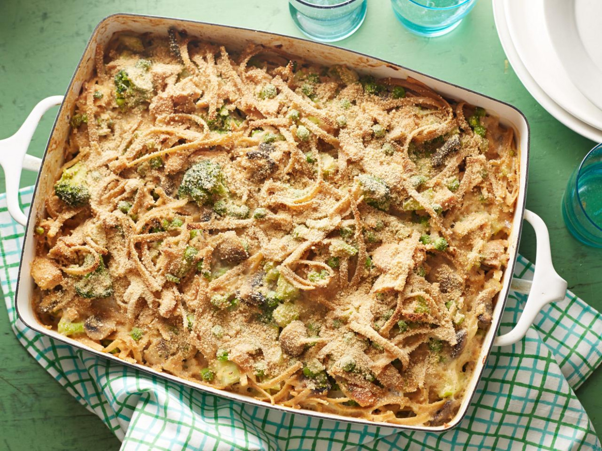 13 Healthy Casseroles for Weeknight Dinner this Fall : Food ..