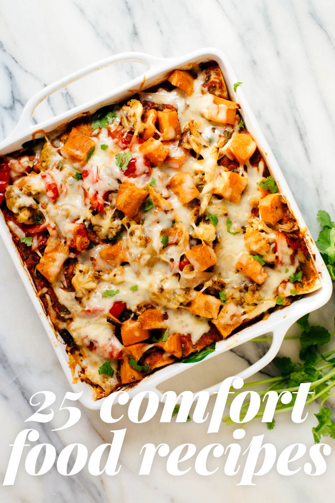 13 Healthy Comfort Food Recipes - Cookie and Kate - vegan soul food recipes