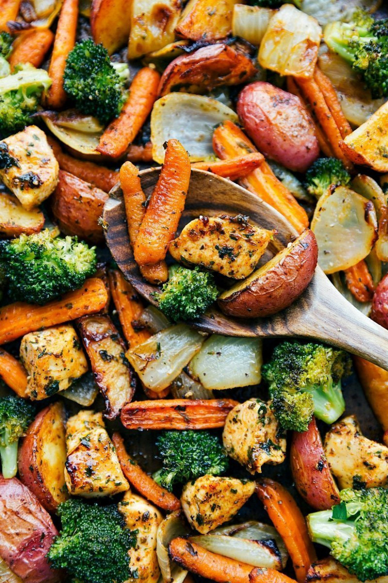13 Healthy Dinner Ideas That Anyone Can Cook With Minimal ..