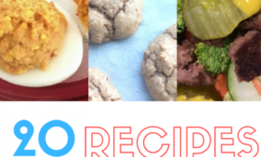 13 Healthy Recipe Ideas For Your Labor Day BBQ | …And A ..