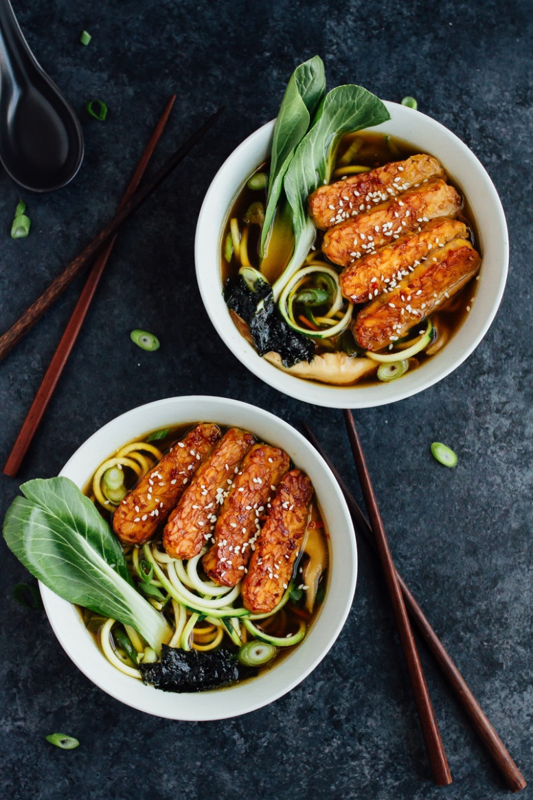 13 Healthy Zucchini Noodle Recipes | Eating Bird Food - vegetarian recipes zucchini noodles