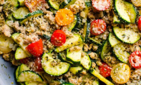13 Healthy Zucchini Recipes – IFOODreal – Healthy Family Recipes – Dinner Recipes With Zucchini And Squash