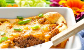 13 Ingredient Ground Beef Casserole – Recipes With Ground Beef For Dinner
