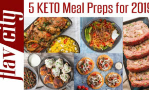 13 Keto Meal Prep Recipes For Weight Loss – 13 Clean Eating ..