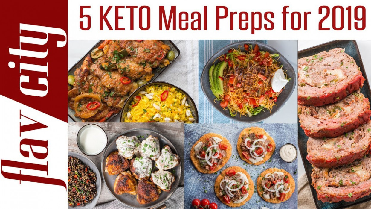 13 Keto Meal Prep Recipes For Weight Loss - 13 Clean Eating ..