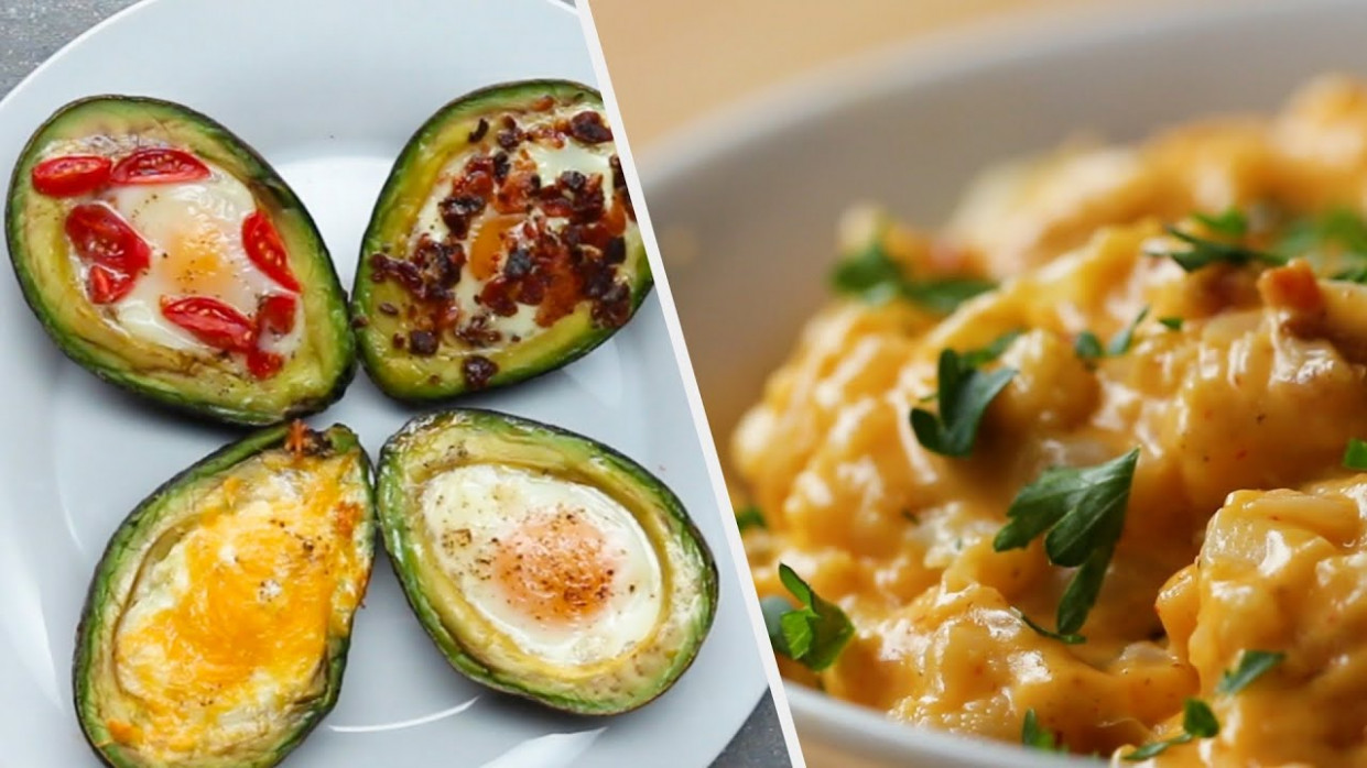 13 Keto Recipes That Will Fill You Up • Tasty - quick keto recipes dinner