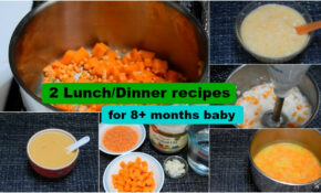 13 Lunch/Dinner Recipes For 13+ Months Baby L Healthy Baby Food Recipe L  Stage 13 Homemade Baby Food – Baby Food Recipes 6 Months
