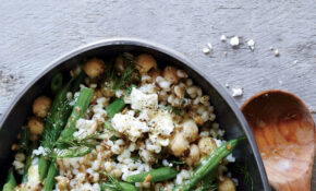 13 Main Course-Worthy Vegetarian Salads | Epicurious