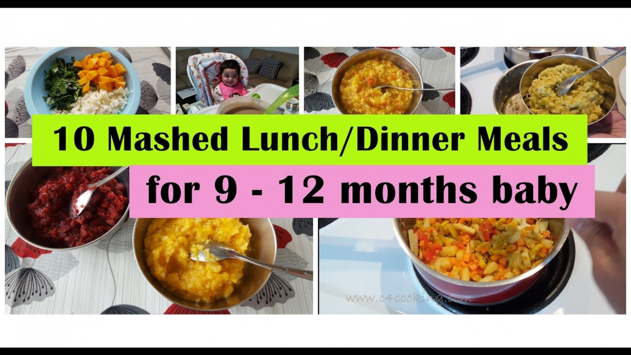 13 Mashed meals for 13 - 13 months baby | 13,13,13,13 months baby food  recipes | Indianbabyfoodrecipes - easy baby food recipes 9 months