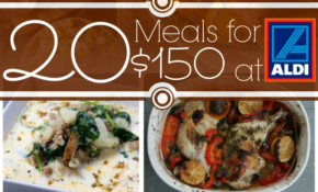 13 Meals For $13 At Aldi INCLUDING A Full Holiday Feast ..