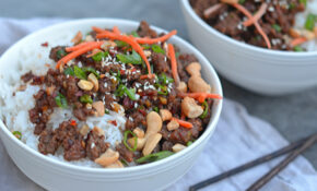 13 Minute Asian Beef Bowls – Recipes Asian Food