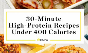13 Minute High Protein Dinner Recipes Under 13 Calories ..