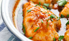 13 Minute Honey French Baked Chicken Breasts – Chicken Breast Recipes Dinner