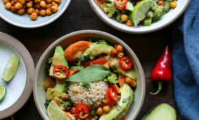 13 Minute Thai Green Curry With Avocado – Recipes With Avocado Vegetarian
